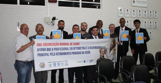 Câmara Municipal de Tambaú-SP derruba o Veto do Prefeito e a Saúde Visual pode ser exercida por Optometrista!