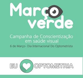 Março Verde – Mês do Optometrista