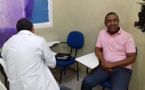 CROO-SP realiza mais uma ação social.